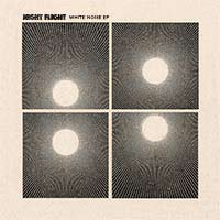 Night Flight - Death Rattle Single Artwork